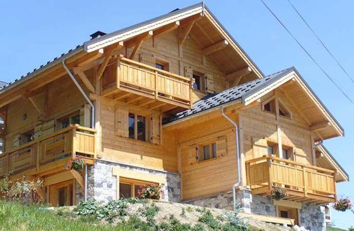location vacances montagne chalet la toussuire
