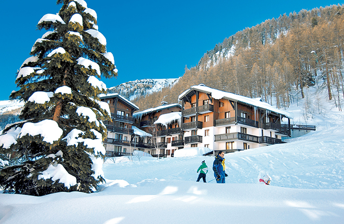 holiday rentals val d'isere