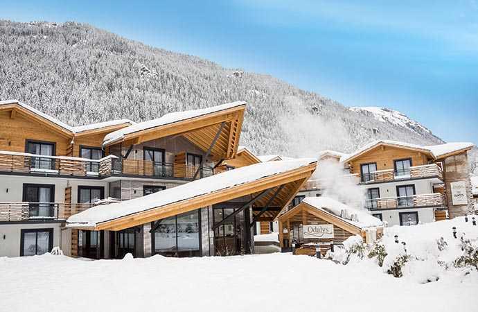 ski holiday rentals chamonix