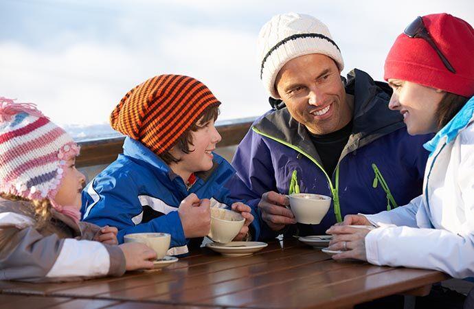 ski holiday rentals tignes