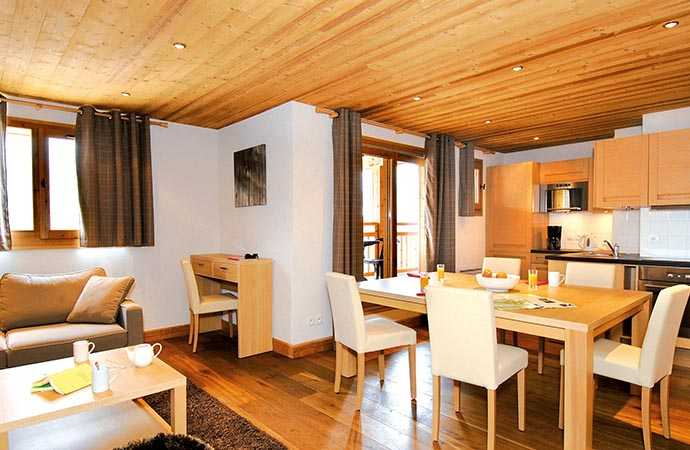 ski holiday rentals flaine