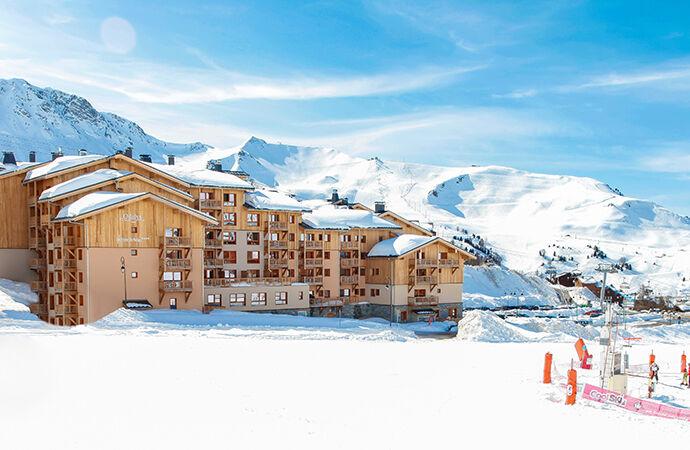 ski holiday rentals la plagne