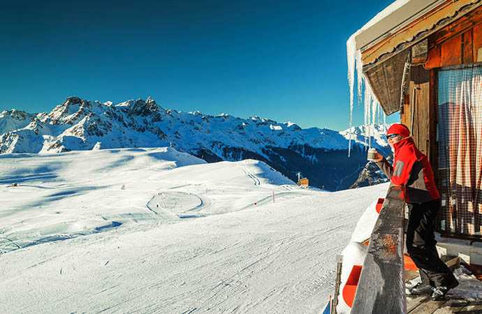 ski holiday rentals val d'isere