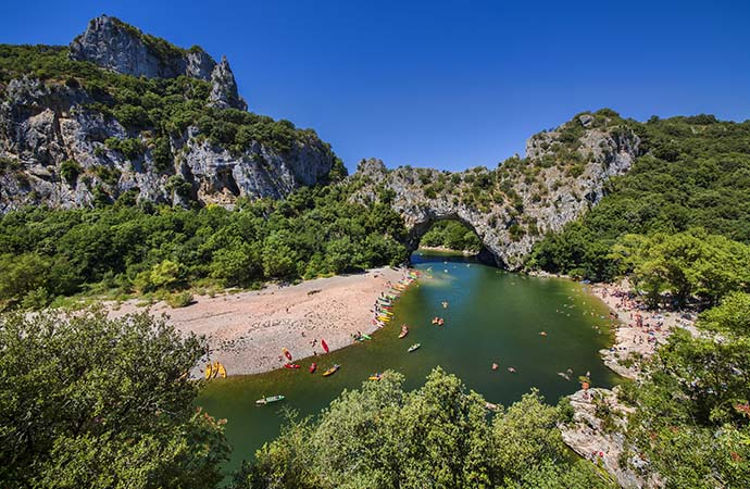 holiday rentals Ardeche