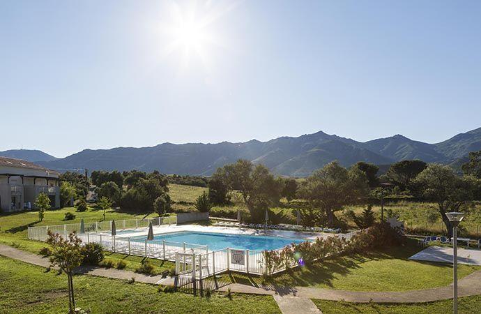 holiday rentals corsica Saint Florent Oletta