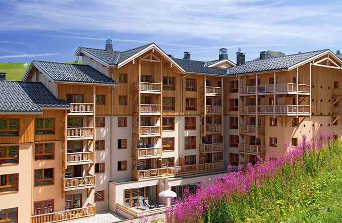 holiday rentals la plagne