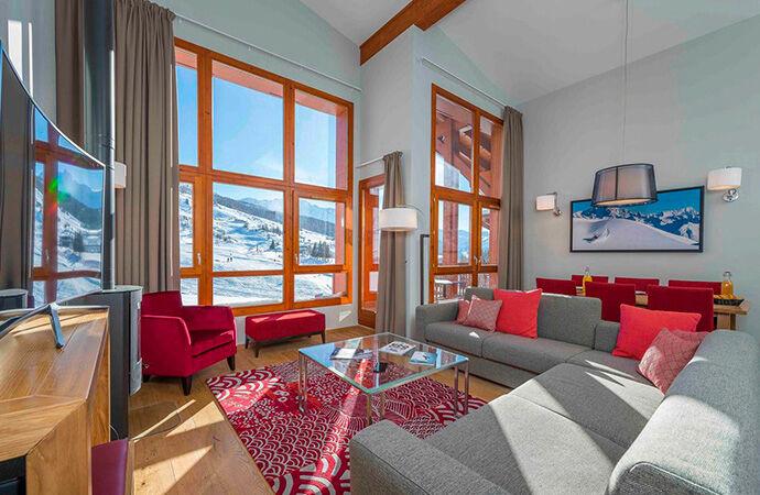 prestige ski residence odalys