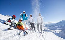 ski holiday rentals