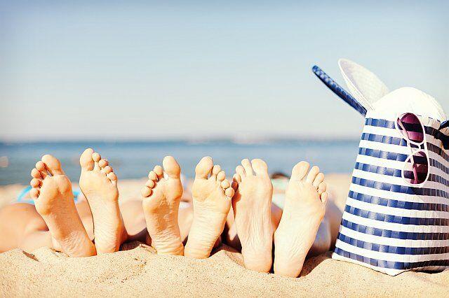 Partir en vacances avec la famille