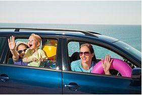 partir en vacances avec enfants
