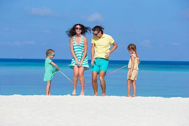 Partir en vacances avec ses enfants