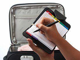 la check-list de votre valise