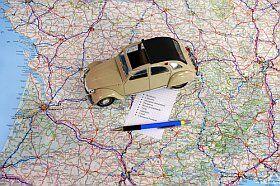 la check-list vacances en voiture