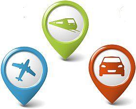 choisir le bon mode de transports pour partir en vacances