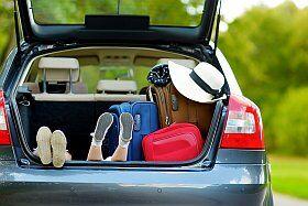 Partir en voiture en vacances
