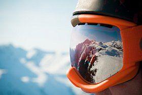 pratiquer les sports d'hiver dans les Alpes