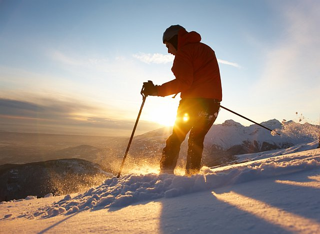 les Alpes du sud les sports d'hiver au soleil