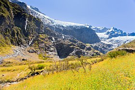 Les Alpes du Sud en été