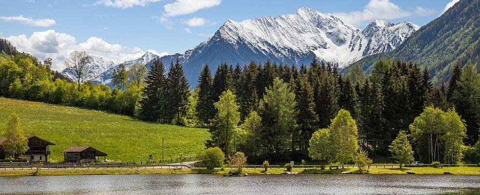 les paysages des Alpes du Sud