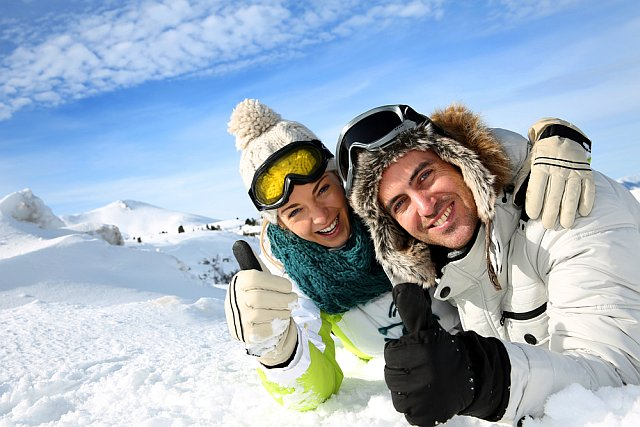 Ski à Pra Loup
