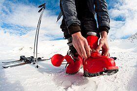 Location de matériel de ski à Pra Loup