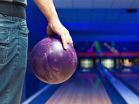 Une partie de bowling à Pra Loup