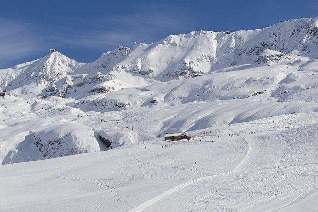 le domaine des Grandes Rousses à l'Alpe d'Huez