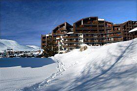 Résidence Odalys à l'Alpe d'Huez