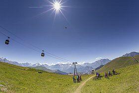 Alpe d'Huez station sport