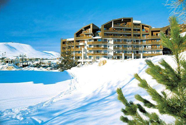Résidence le Christiana à l'Alpe d'Huez