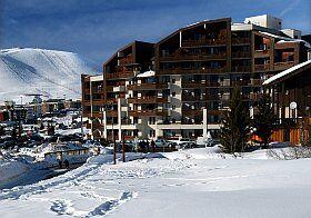 Location vacances Odalys Alpe d'Huez