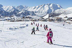 Télésiège de l'Alpe d'Huez