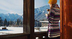 Plaisir de la neige à l'Alpe d'Huez