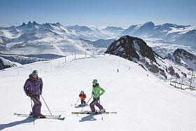 Ski à l'Alpe d'Huez