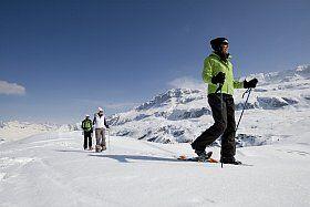 Balade en raquettes à l'Alpe d'Huez