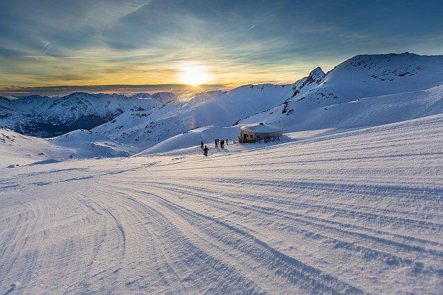 Paysages Alpe d'Huez
