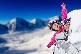 Trajet vacances aux Deux Alpes