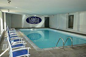 Ours Blanc, résidence vacances avec piscine aux Deux Alpes