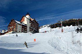 Flocon d'Or, résidence Odalys au coeur des pistes de ski