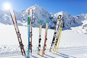 location de ski aux Deux Alpes