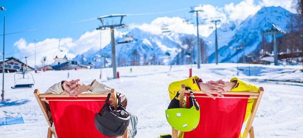 profiter des loisirs en montagne