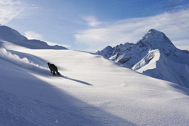 ski freeride en vacances aux Deux Alpes