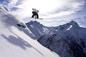 freeride aux sports d'hiver Les Deux Alpes