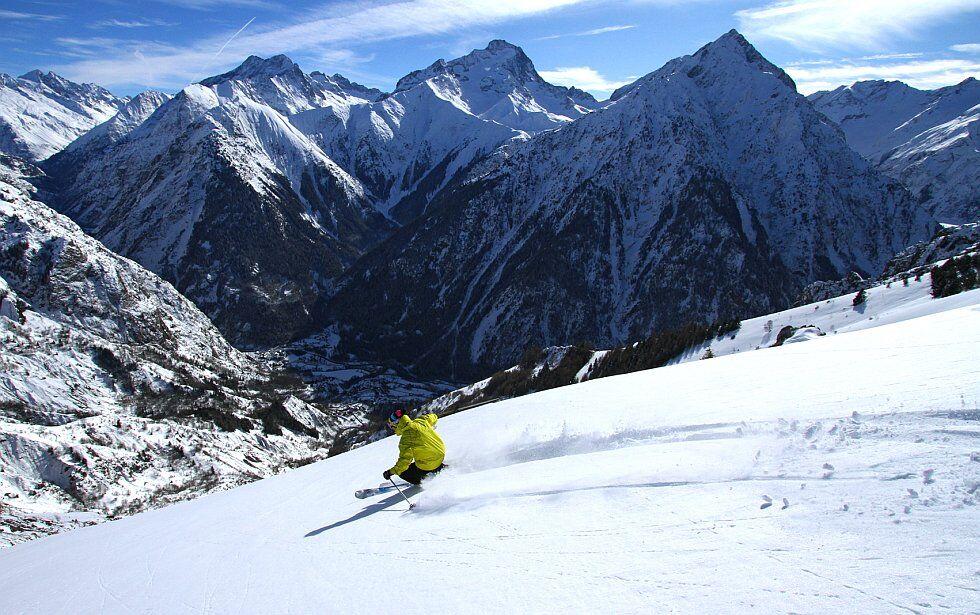 Freeride Les 2 Alpes