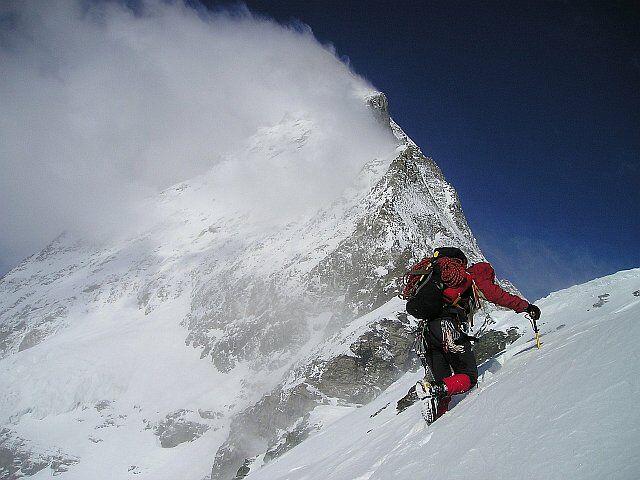 randonnée glaciaire en hiver Les 2 Alpes