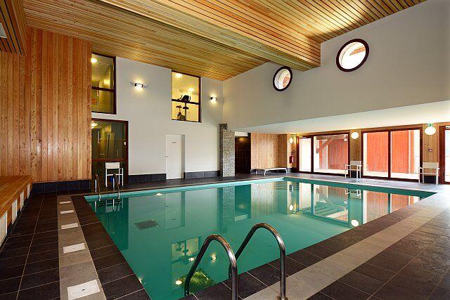 La piscine de La Cascade-Les Epinettes