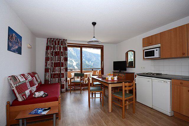 Intérieur d'un appartement au Dôme des Rousses