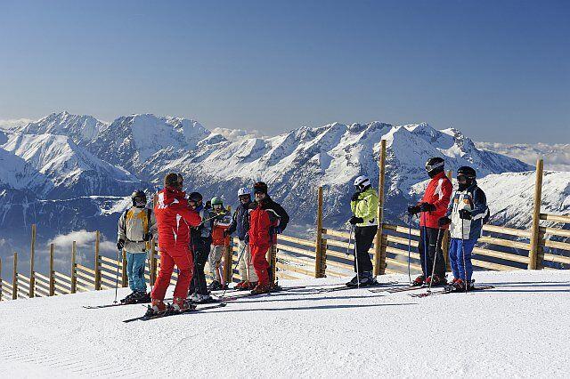 Cours de ski à Vaujany