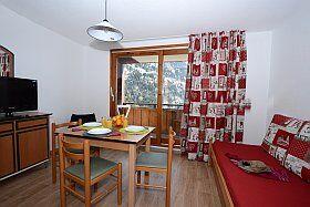 Intérieur d'un appartement de La Cascade-Les Epinettes