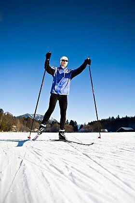 Convertissez-vous au ski de fond!